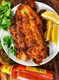Keto Crispy Cajun Catfish
