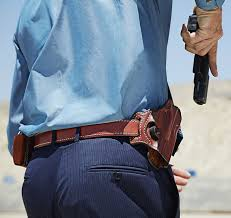 aker leather holsters belts