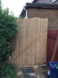 Skip20pp Blooma 4mx2m Split Bamboo Scrn Departments Diy At B Q