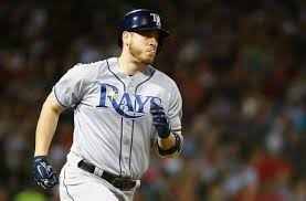 C.J. Cron's Time in a Tampa Bay Rays Uniform is Almost Up.