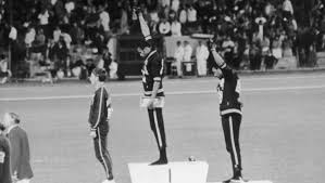 50 years ago, Tommie Smith and John Carlos raised their fist in ...