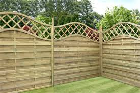 Wood Fence Panels Types Of Wood Prices Durability