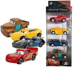 disney pixar cars 3 cast metal car