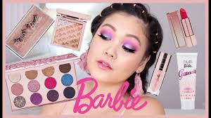 makeup look ft new pur x barbie