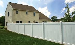 Cambridge Vinyl Privacy Fence Superior Plastic Products