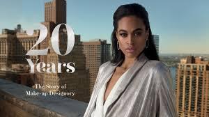20 years of make up designory ny