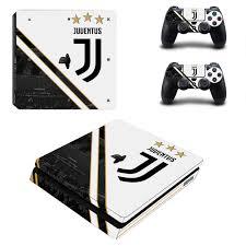 Juventus Football Club Ps4 Slim Skin Sticker Consoleskins Co