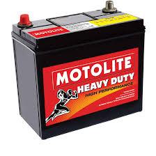 Motolite Battery