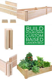 Do You Want An Easy To Assemble Raised Garden Bed Greenes Fence Company Allows You To Get All The Parts You Need Raised Garden Beds Garden Beds Raised Garden