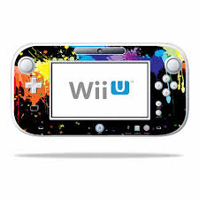 Mightyskins Skin For Nintendo Wii U Gamepad Controller Protective Durable And Unique Vinyl Decal Wrap Cover Easy To Apply Remove And Change Styles Made In The Usa Walmart Com