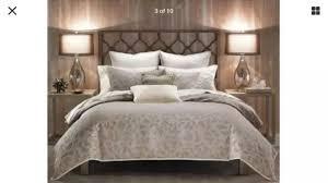 gigi king comforter set lavender fl
