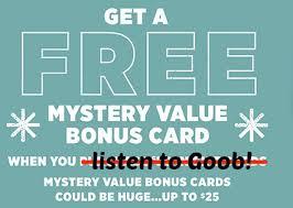 free applebee s gift card