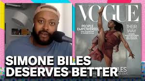 The Simone Biles Vogue Cover Was a Miss ...