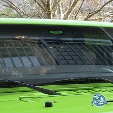 Jeep Wrangler Jk Windshield Grille Decal Jeep Wrangler Jeep Jeep Wrangler Jk