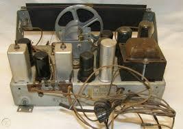 rca victor radio phonograph model