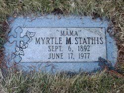 Myrtle Murray Stathis (1892-1977) - Find A Grave Memorial