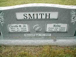 SMITH, REBA - Sebastian County, Arkansas | REBA SMITH - Arkansas Gravestone  Photos