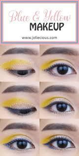 bold color makeup tutorial