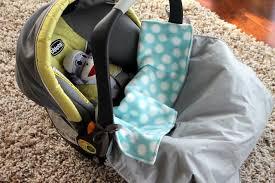 15 diy winter pram and stroller blankets