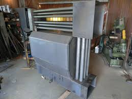 new project outdoor wood boiler