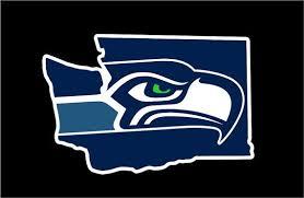Seattle Seahawks Car Decal Seahawks Car Sticker Seahawks Decal Sticker Seattle Seahawks Logo Seattle Seahawks Football Seattle Seahawks
