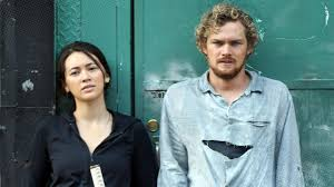 EXCLUSIVE: How Finn Jones and Jessica Henwick 'Faked' Their Way to ...