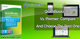 quickbooks desktop pro vs premier