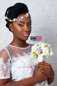 Natural Hair Bridal Inspiration | Dionne Smith Hair | LoveweddingsNG