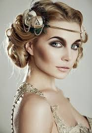 great gatsby inspired makeup styles