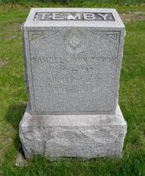 """Adeline """"Addie"""" Edwards Temby (1861-1934) - Find A Grave Memorial"""