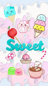 cute ice cream wallpaper 58 pictures