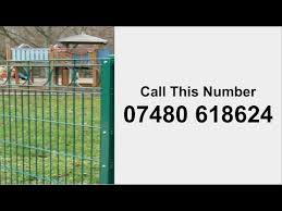 Free Standing Fence Panels Uk Call Now 07480 618624 Youtube