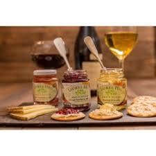 wine and tea jelly fig jam