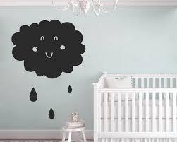 Cloud Wall Decals Singapore Realistic Grey Blue Design Pink And Star Amazon Big Vamosrayos