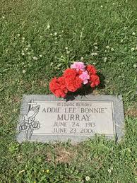 "Addie Lee ""Bonnie"" Murray (1913-2006) - Find A Grave Memorial"