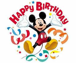 Divertidas Tarjetas De Cumpleanos De Mickey Para 5 Anos Feliz
