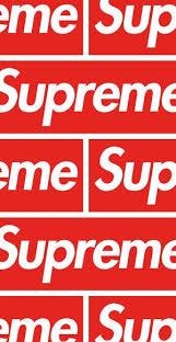 supreme wallpaper hd 4k hypebeast