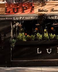 lupa new york new york restaurant