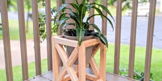 33 diy plant stands you can make in a