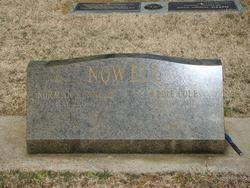 Addie Cole Nowell (1917-2002) - Find A Grave Memorial