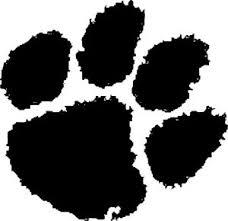6 Clemson Tigers Paw Ncaa Logo Vinyl Decal Sticker Car Truck Suv Ipad Nobs Ebay