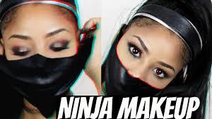 ninja makeup tutorial