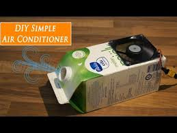 diy homemade air conditioner