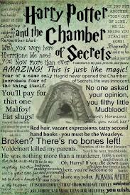 harry potter quotes page of