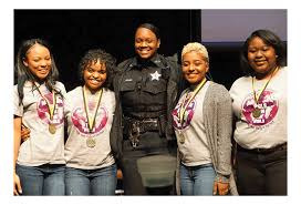 Aurora Police Officer Skyy Calice Named 2019 African-American Leader of the  Year – The Voice