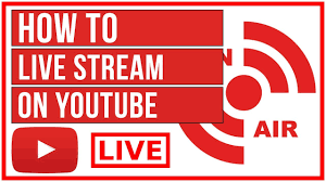How To Live Stream On YouTube - Start To Finish 2019 - YouTube