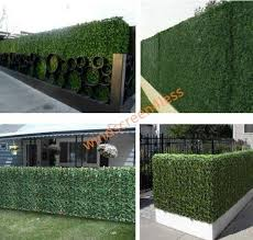 39 Tall Artificial Ivy Leaf Privacy Fence Screen Decor Panels Windscreen Patio Artificial Topiary Artificial Hedges Privacy Fence Screen