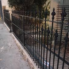 Bluestone Wrought Iron Fences Dean Durrant Design