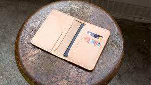 make a leather passport case free pdf