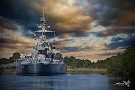 wallpaper clouds harbor war ship